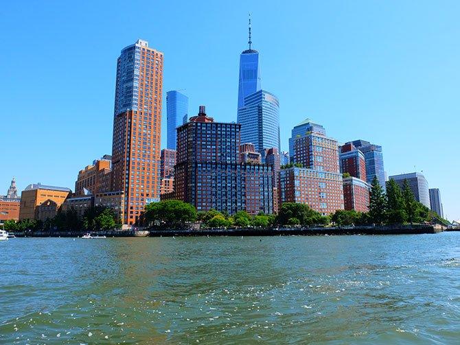 TriBeCa à New York - Rive