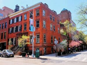 West Village a New York