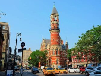 West Village New York - Jefferson Market Courthouse