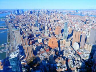 One World Observatory Billets - Vue sur Manhattan