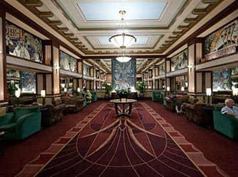 Edison Hotel à NYC - Foyer