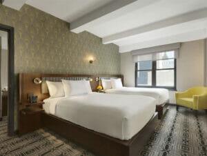 Edison Hotel à New York