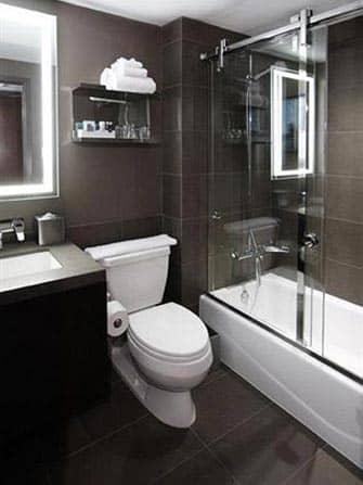 Novotel Times Square - Salle de bains