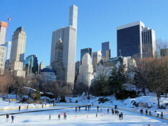 Patinoires à New York - Wollman Rink
