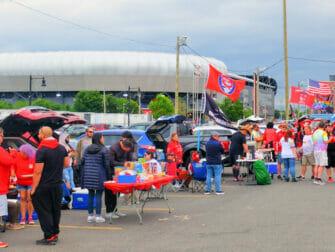New York Red Bulls - Stade