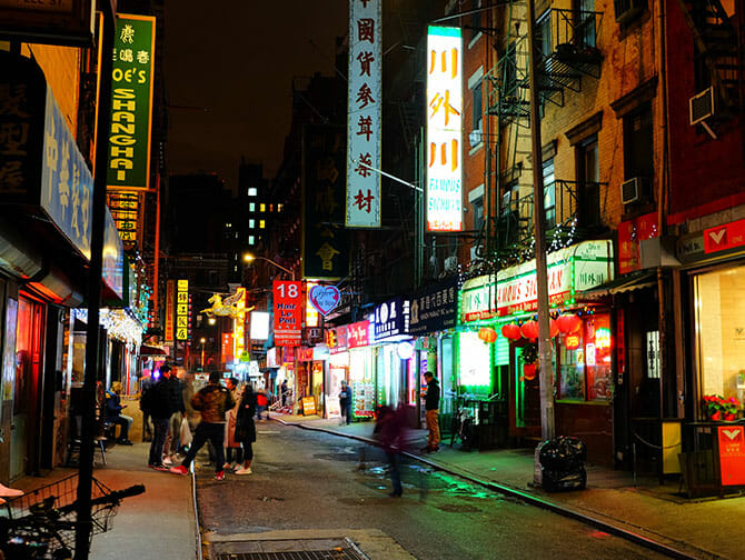 Chinatown-a-New-York-Buildings