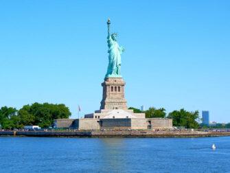 Circle Line Landmarks Cruise - Statue de la Liberté