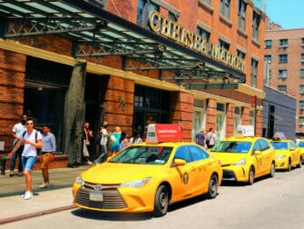 Meatpacking District à New York- Chelsea Market
