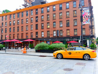 Meatpacking District a New York - Dos Caminos