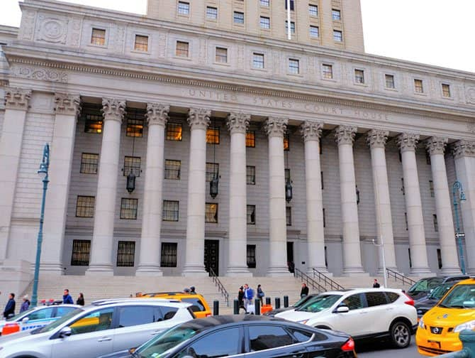 Quartier: Civic Center - Courthouse