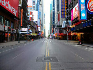 Midtown Manhattan a New York