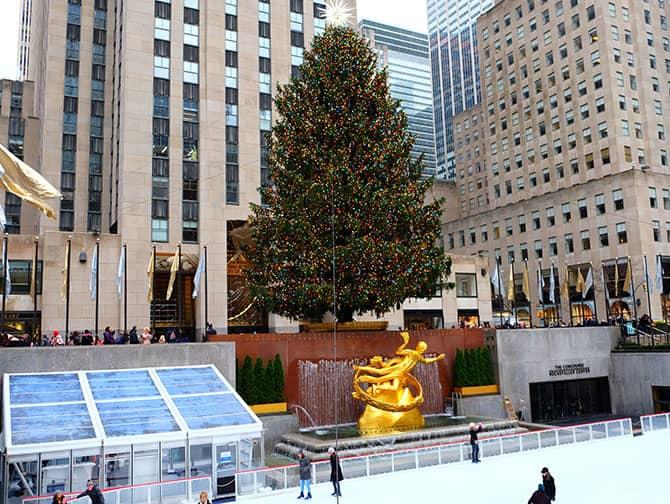 Quartier Midtown Manhattan - Rockefeller