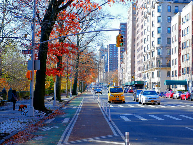 Upper West Side a New York