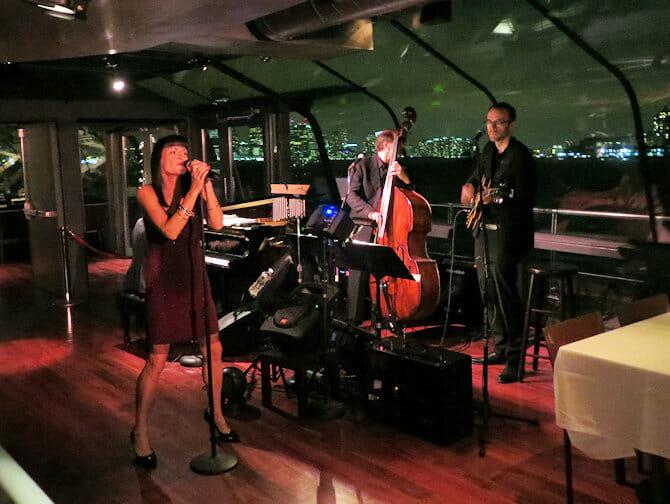 Bateaux Diner-Croisiere a New York - Musique en Direct