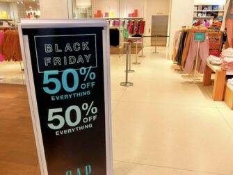 Les soldes a New York   Black Friday