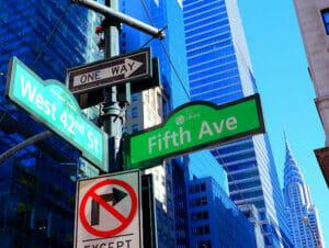 S'orienter dans New York
