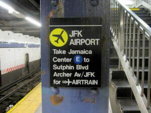 Transport de Manhattan a l aeroport