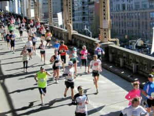 Marathon à New York