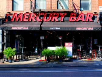 Sortir à New York Midtown - Mercury Bar