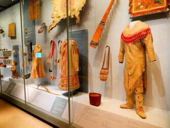 Musée de l'Amerindien NYC - Infinity of Nations