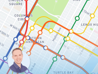 Métro à New York - Eric's New York App