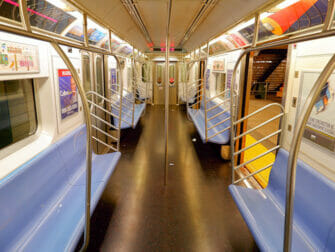 Métro New York City