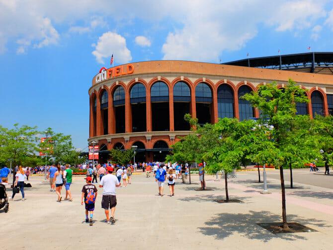 Queens a new york - citi field stadium