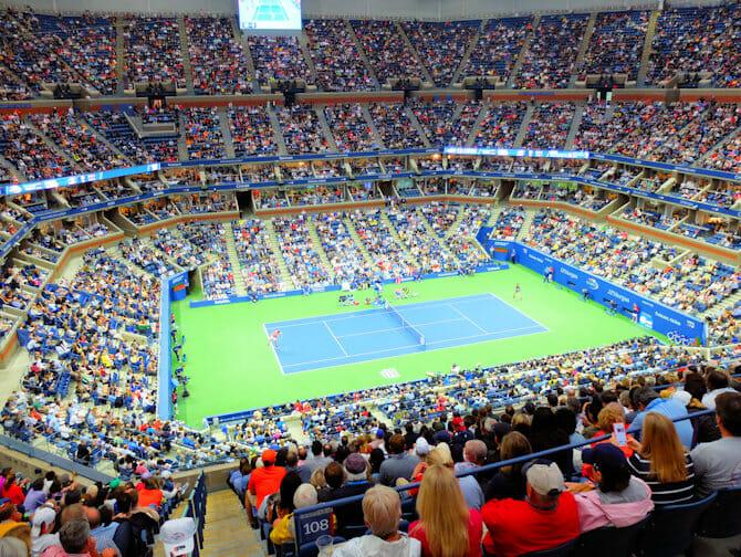Queens à New York - US Open