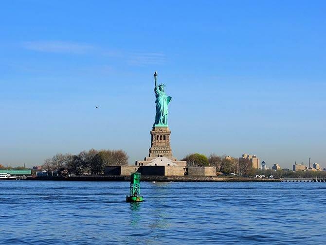Staten Island Ferry - Statue de la Liberté