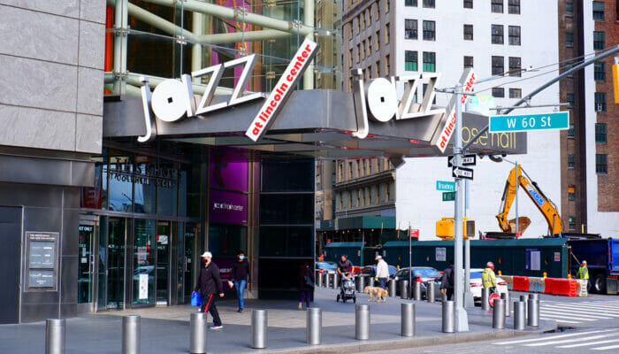 Jazz et Blues a New York Jazz au Lincoln Center