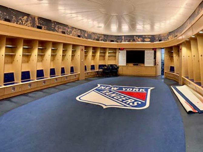 Madison Square Garden New York - All Access Tour Rangers