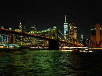 Statue of Liberty Evening Cruise Skyline