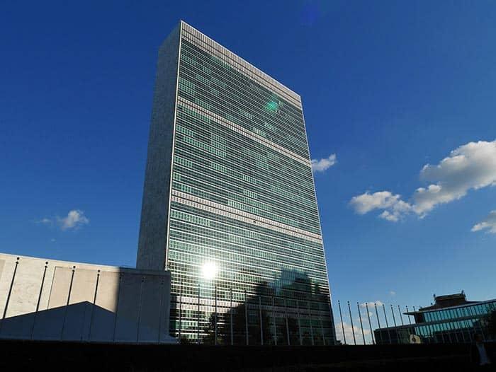 ONU à New York - Siège