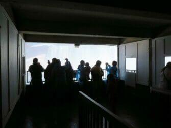 Niagara Fall en avion - Derriere les murs