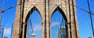 Brooklyn Bridge à New York