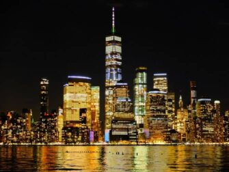 Freedom Tower / One World Trade Center - Nuit