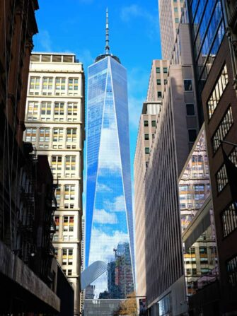 Freedom Tower One World Trade Center OWTC