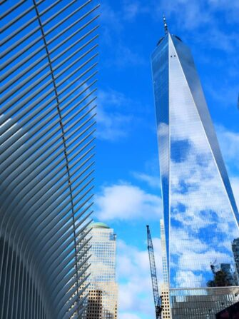 Freedom Tower One World Trade Center - OWTC et Oculus