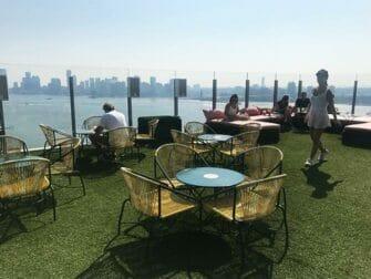 Bars gay à New York - Le Bain Terrasse