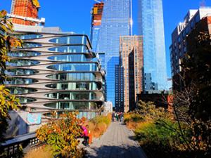 High Line Park à New York