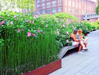 High Line Park à New York - Promenade