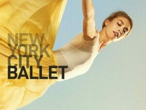 Billets pour un ballet a New York