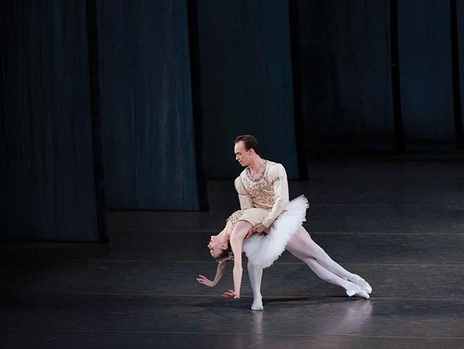 Billets pour un ballet a New York - Bijoux