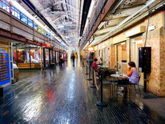 Marches de New York Chelsea Market Hallway