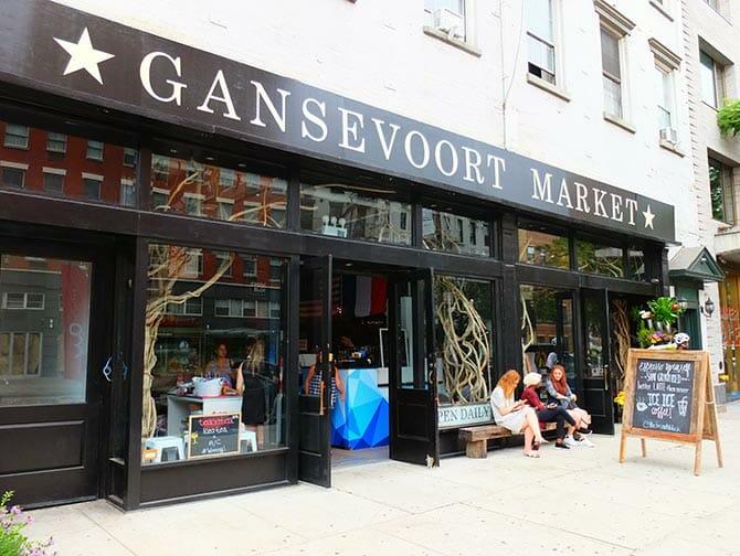 Marchés de New York - Gansevoort Market