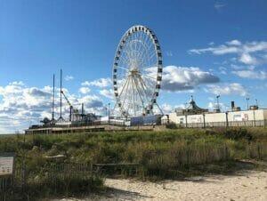 New York à Atlantic City
