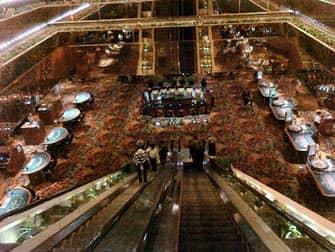New York à Atlantic City - Casino