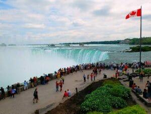 Excursion de New York au Canada