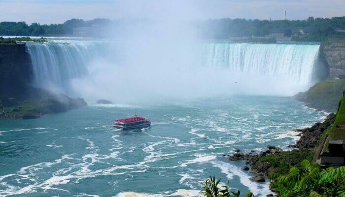 Excursion de New York au Canada - Tour en Bateau