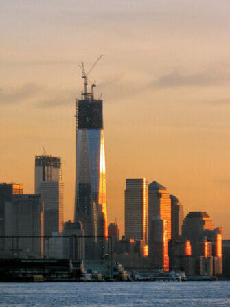 One World Trade Center - Construction